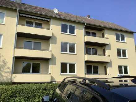 helle 3 Zimmer-Wohnung (Hochparterre) in Bad Gandersheim (WE02)