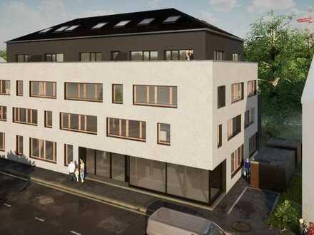 Wohnen an den Arkaden: Moderne 2 Zimmer Wohnung im Herzen Heidenheims (01)