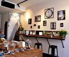 working smart - Stylischer Coffeshop in absoluter Bestlage der Maxvorstadt