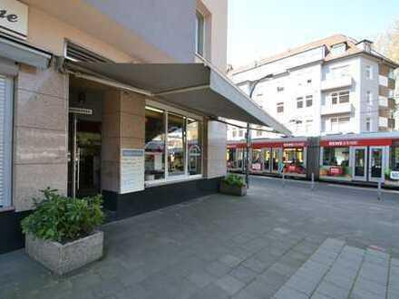 Imbiss mit Terrasse in perfekter Lage, mitten im Herzen von Düsseldorf-Bilk!