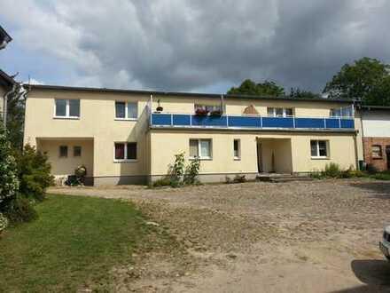 2 Raum Wohnung im Bauhof in Burg Stargard