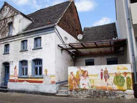 Kleines Stadthaus im Zentrum von Geseke