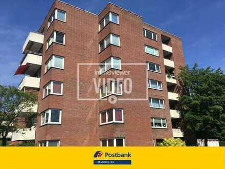 Gepflegte 3 Zimmerwohnung mit Balkon - zur Zeit vermietet - gute Mieteinnahme