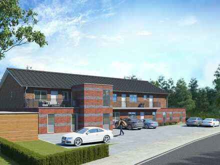 Neubauwohnung mit Terrasse - Erstbezug - Bezugsfertig Sommer 2021