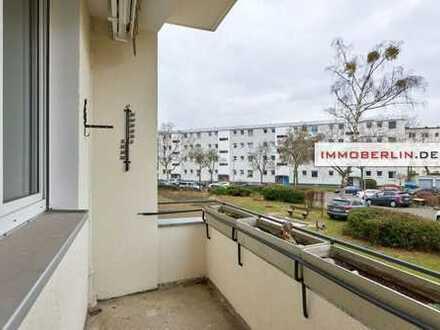 IMMOBERLIN: Lichtdurchflutete Wohnung mit Südwestbalkon nahe Olympiastadion