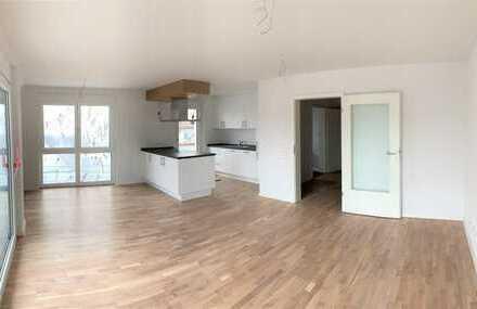 Komfortable 4,5-Zi- Maisonettewohnung mit toller Ausstattung und 3 Balkonen