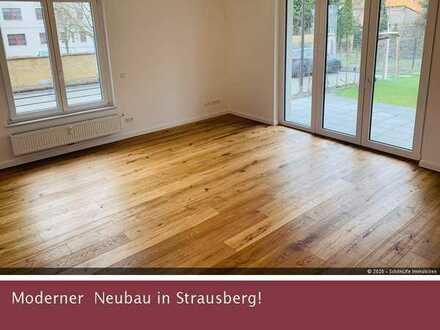 Sonnige Terrassenwhg. im grünen Strausberg!**Besichtigung: Do., 19.11. // 18:30 Uhr**