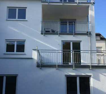 Erstbezug im Neubau mit Terrasse: großzügige 2-Zimmer-Erdgeschosswohnung mit Balkon in Bonn-Beuel
