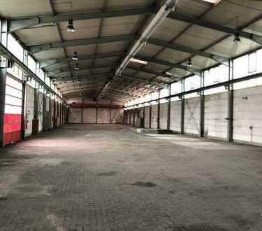 Hallen- und Lagerflächen in Toplage Siegen-Geisweid