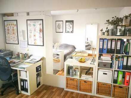 ***Schöne 1-Zimmer-Wohnung mit Balkon und Einbauküche in Hagen***