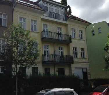 Bild_Sehr schöne 2-Zimmer-Wohnung mit Balkon und Einbauküche in Berlin-Niederschönhausen