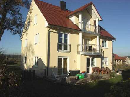 Neuwertige 3-Zimmer-Wohnung mit Balkon in Altomünster