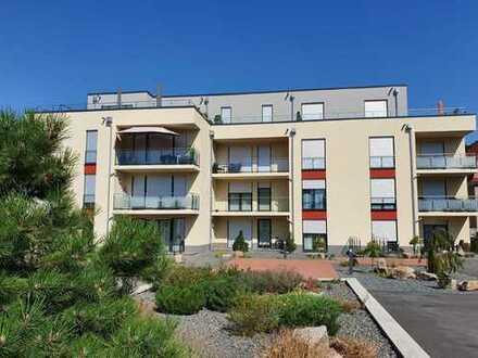 Neubau mit Fahrstuhl! Wunderschöne 2-Zimmer-Wohnung im Stadtzentrum von Sömmerda!