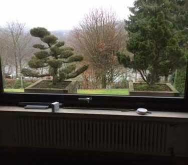 Schöne Terrassenwohnung mit Blick auf den Biggesee