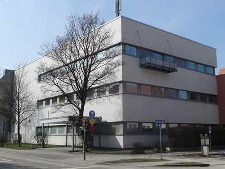 Büro im Telekomgebäude in Kaufbeuren