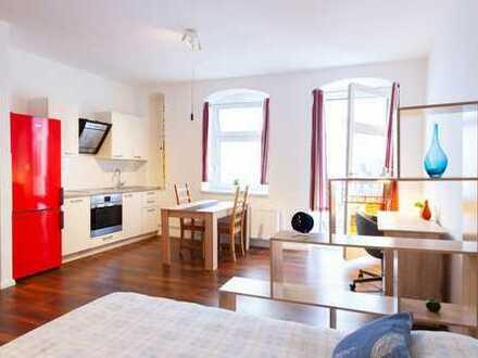 Bezugsfreie 1-Zimmer-Wohnung in Prenzlauer Berg nahe Schönhauser Allee