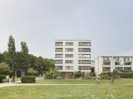 2-Zimmerwohnung mit schönem Südbalkon - KFW 55 gefördert
