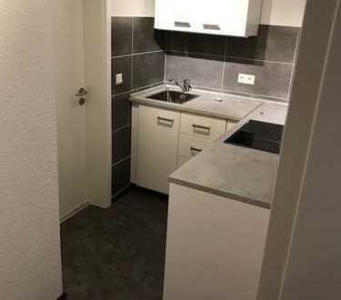 Erstbezug nach Sanierung mit Einbauküche: exklusive 1-Zimmer-Wohnung in Ulm-Söflingen