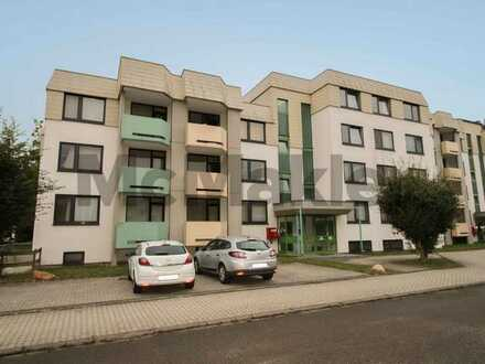 Vermietetes Apartment mit Balkon in Universitätsnähe u. gut angebundener Lage von Trier-Tarforst