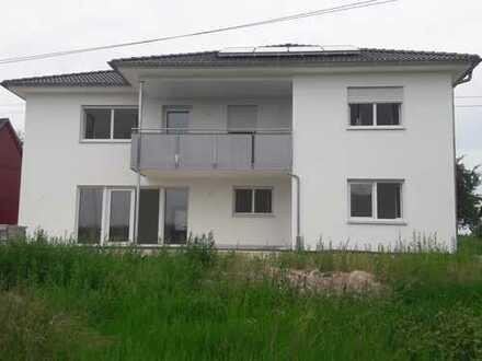 Erstbezug 4 1/2 Zimmer-Wohnung in ruhiger Lage mit Weitblick ins Grüne in Ellenberg-Breitenbach