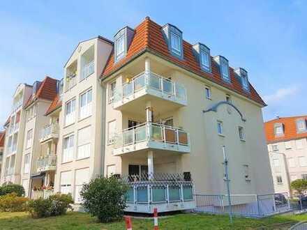 Wohnung zur Selbstnutzung mit Tiefgarage & Fahrstuhl in Laubegast