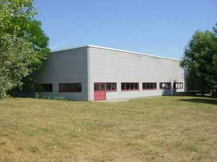 Produktions- Werkstatthalle Alzenau NORD
