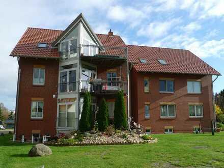 Schöne 3-Zimmer-Wohnung mit Einbauküche und Balkon in Heiligengrabe