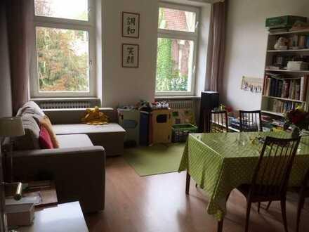 Schöne große Wohnung in der Südstadt - auch WG-geeignet