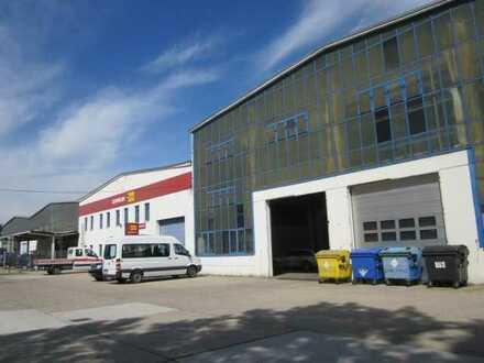 Lager-, Büro- und Freiflächen in Sandow