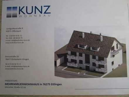 Schöne DG Wohnung in Ettlingen