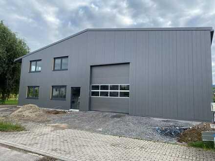 Gewerbehalle -NEU- ca. 800 qm in 77797 Ohlsbach