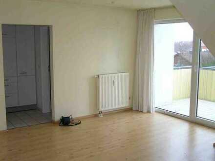 Gepflegte und gemütliche 1 Zimmer Wohnung mit Südbalkon