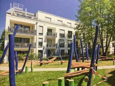 Exklusive,Neubau-3-Zimmer-Wohnung mit 2 großem Balkon in Berg am Laim/Trudering, München