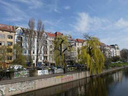 Variable Laden- und Bürofläche nahe Landwehrkanal ! -renovierungsbedürftig-