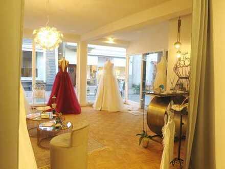 Bezauberndes renoviertes Ladenlokal im Herzen der historischen Kettwiger Altstadt