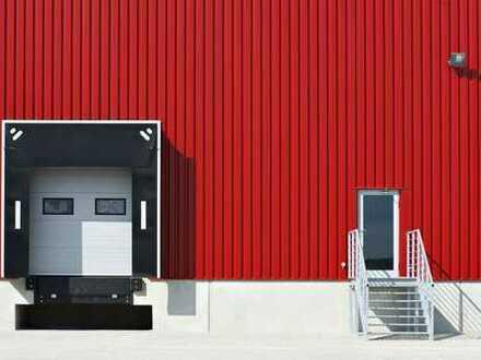 HH-Rahlstedt, ca. 5.000 m² Lager- und Produktionsfläche