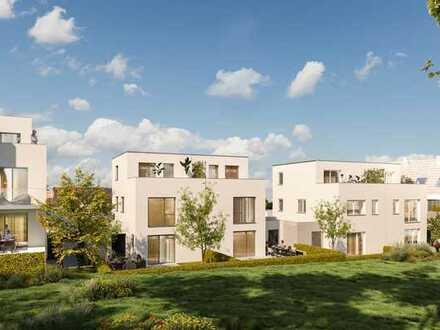 d'Werra: Individuelle Doppelhaushälfte im Herzen von Langenau