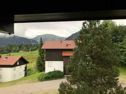 Oberstaufen - Wohnung inkl. Garage - PROVISIONSFREI