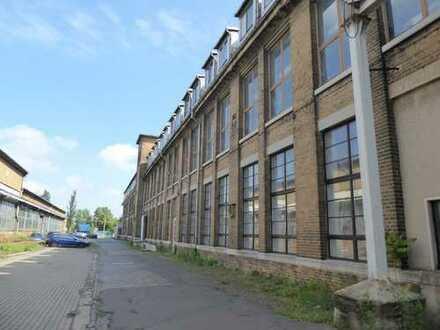 Lager- oder Produktionshalle (kalt) - Flächen teilbar - An der A14-Leipzig Ost!