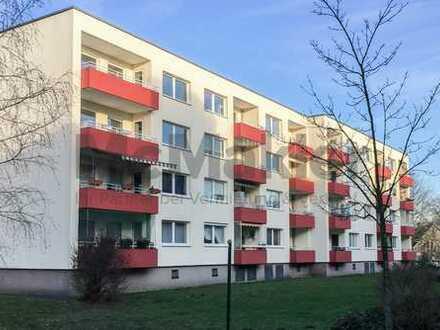 Naturnah und verkehrsgünstig wohnen in Neumünster: Attraktive 2-Zi.-ETW mit Balkon in Gadeland