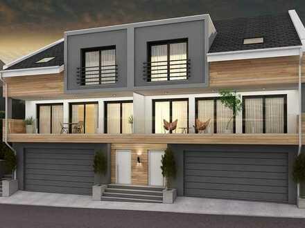 großzügige Doppelhaushälfte mit Keller