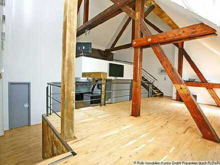 Love is in the air ! Super Dachgeschossloft mit Galerie - Loft 235