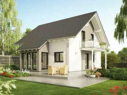wunderbar großes Wohnzimmer und Homeoffice im Erdgeschoss