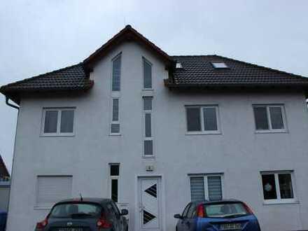 Helle Wohnung mit Balkon in Lemsel