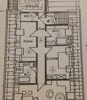 Gepflegte 3-Zimmer-Dachgeschosswohnung mit Balkon und EBK in Vaihingen-Enz
