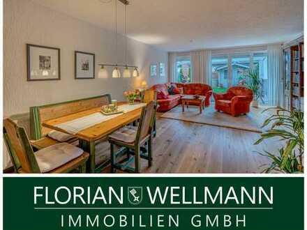 Bremen - Habenhausen   Doppelhaushälfte in ruhiger, zentraler Lage mit traumhafter Sonnenterrasse