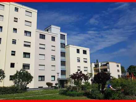 Sonnige 3-Zimmer-Wohnung in Feldrandlage