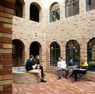 Einzelappartement für Studenten im ROM.HOF in Bonn frei!