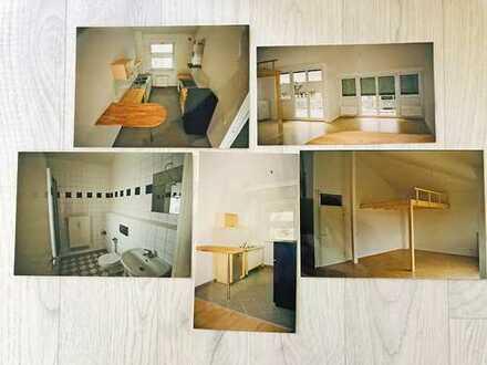 Penthouse Whg 65 qm Bessungen am Prinz-Emil-Garten