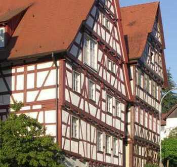 Altes Fachwerkhaus_grundsaniert_3,5 Zimmer_Hochparterre